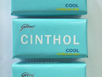 Cinthol Cool Cooling Deo Soap -Lasts for a month-By know.your.vanity