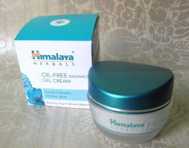 Himalaya Herbals Oil-Free Radiance Gel Cream-Replaces moisturizer and night cream as well-By hs_saduf