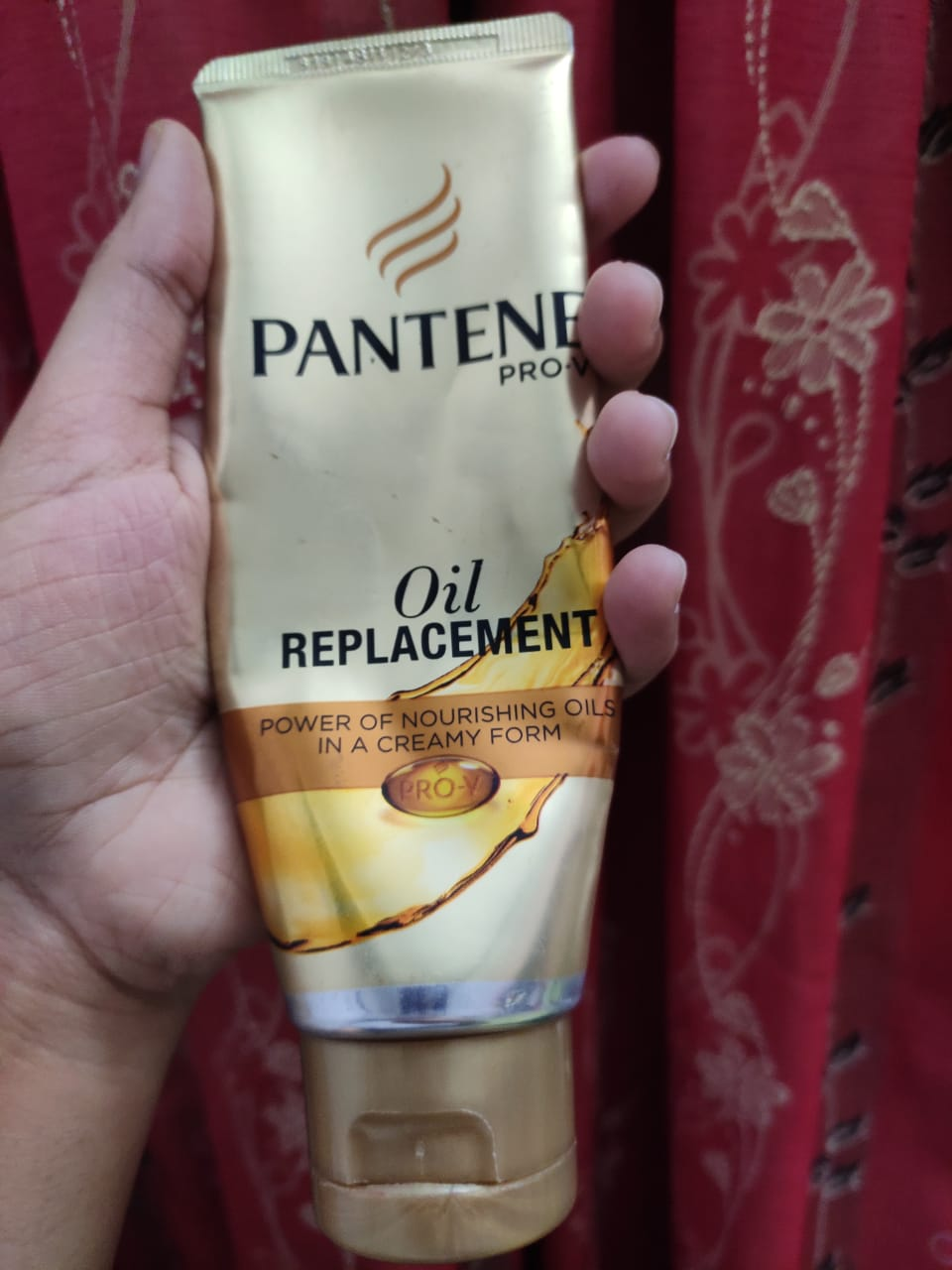 Pantene Pro-V Oil Replacement-Good product-By tania_khan-5