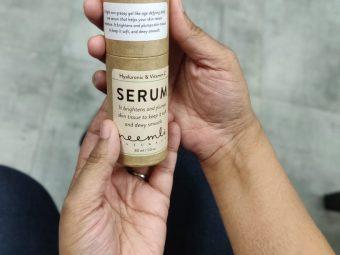 Neemli Naturals Hyaluronic & Vitamin C Serum pic 2-This serum is magical-By pallavi_solaiappan