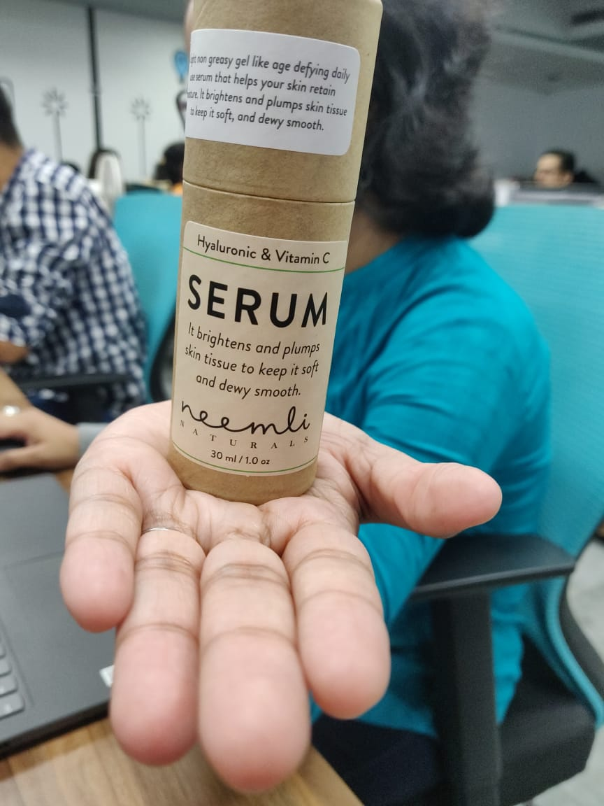 Neemli Naturals Hyaluronic & Vitamin C Serum-This serum is magical-By pallavi_solaiappan-1