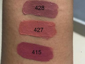 Incolor Matte Me Ultra Smooth Matte Lip Cream pic 2-Super product wid great price-By sarika_singh
