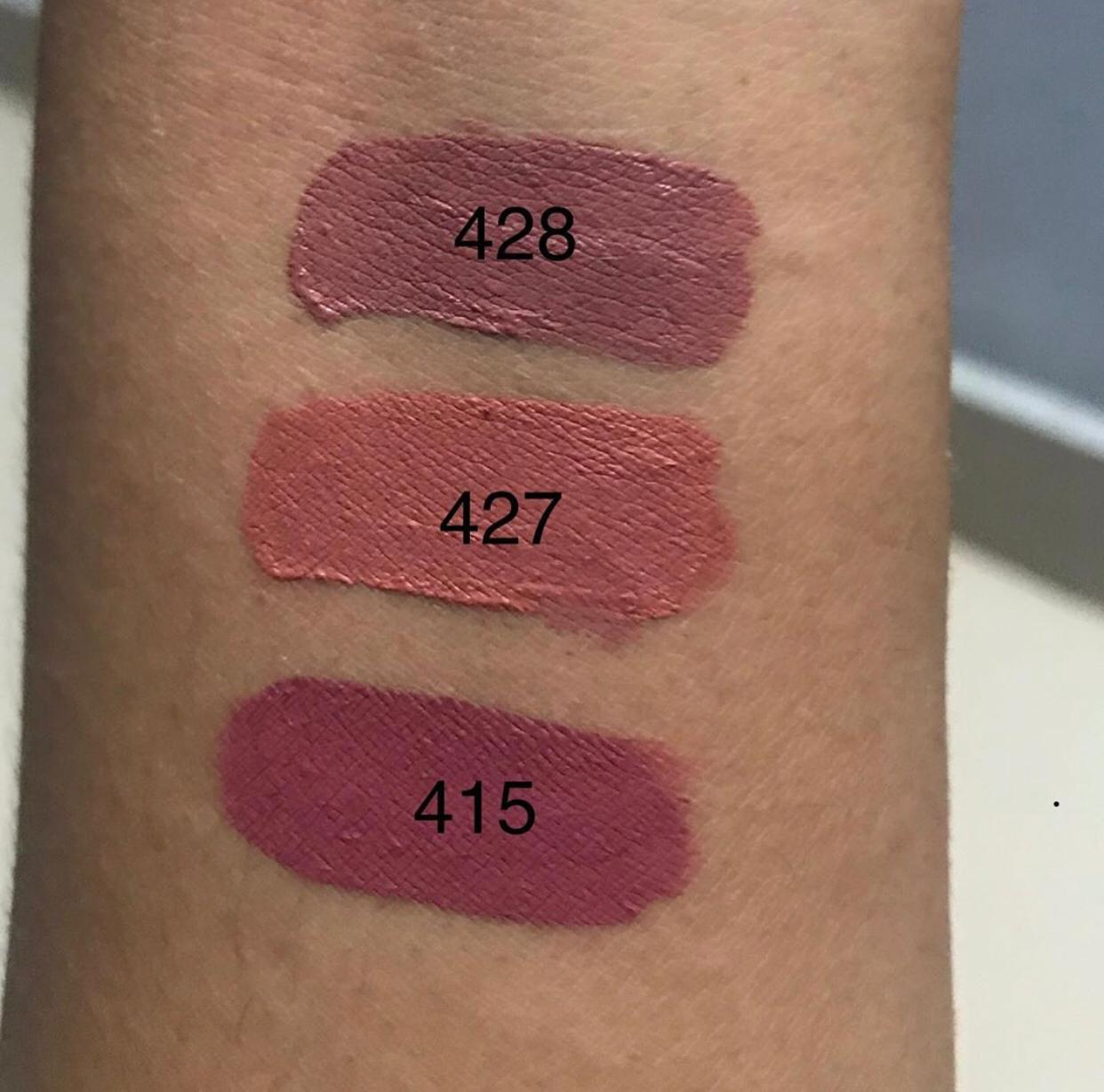 Incolor Matte Me Ultra Smooth Matte Lip Cream-Super product wid great price-By sarika_singh-2