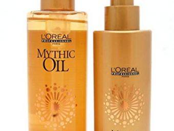 L'Oreal Professionnel Mythic Oil Shampoo pic 2-Controls frizz.-By simmi_haswani