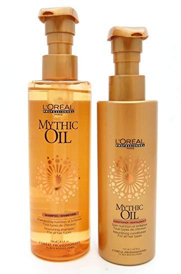 L'Oreal Professionnel Mythic Oil Shampoo-Controls frizz.-By simmi_haswani-2