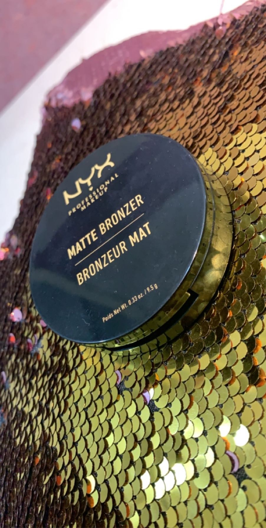 NYX Matte Bronzer pic 1-Perfect matte bronzer-By harshi_shahu
