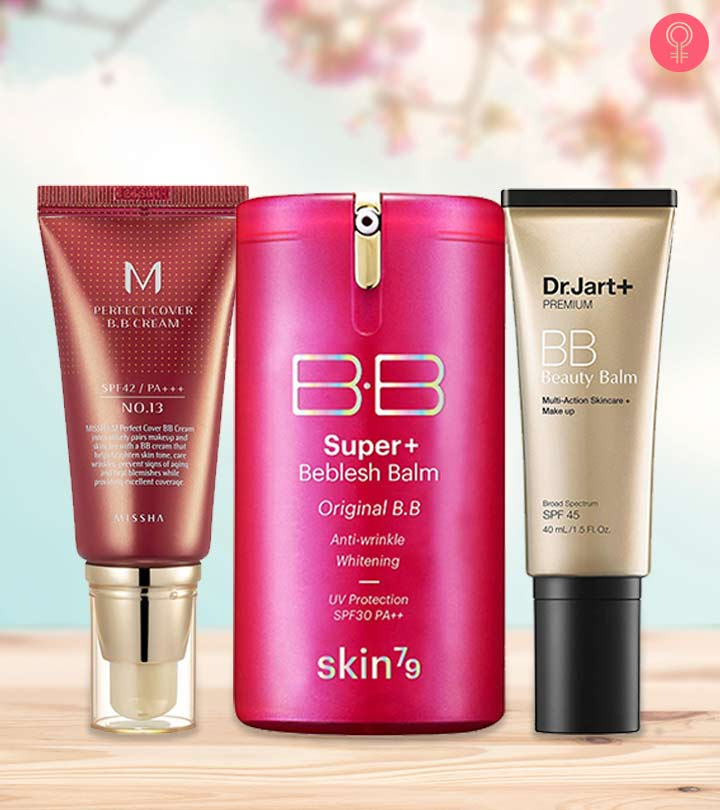 10 Best Korean BB Creams To Try – 2020