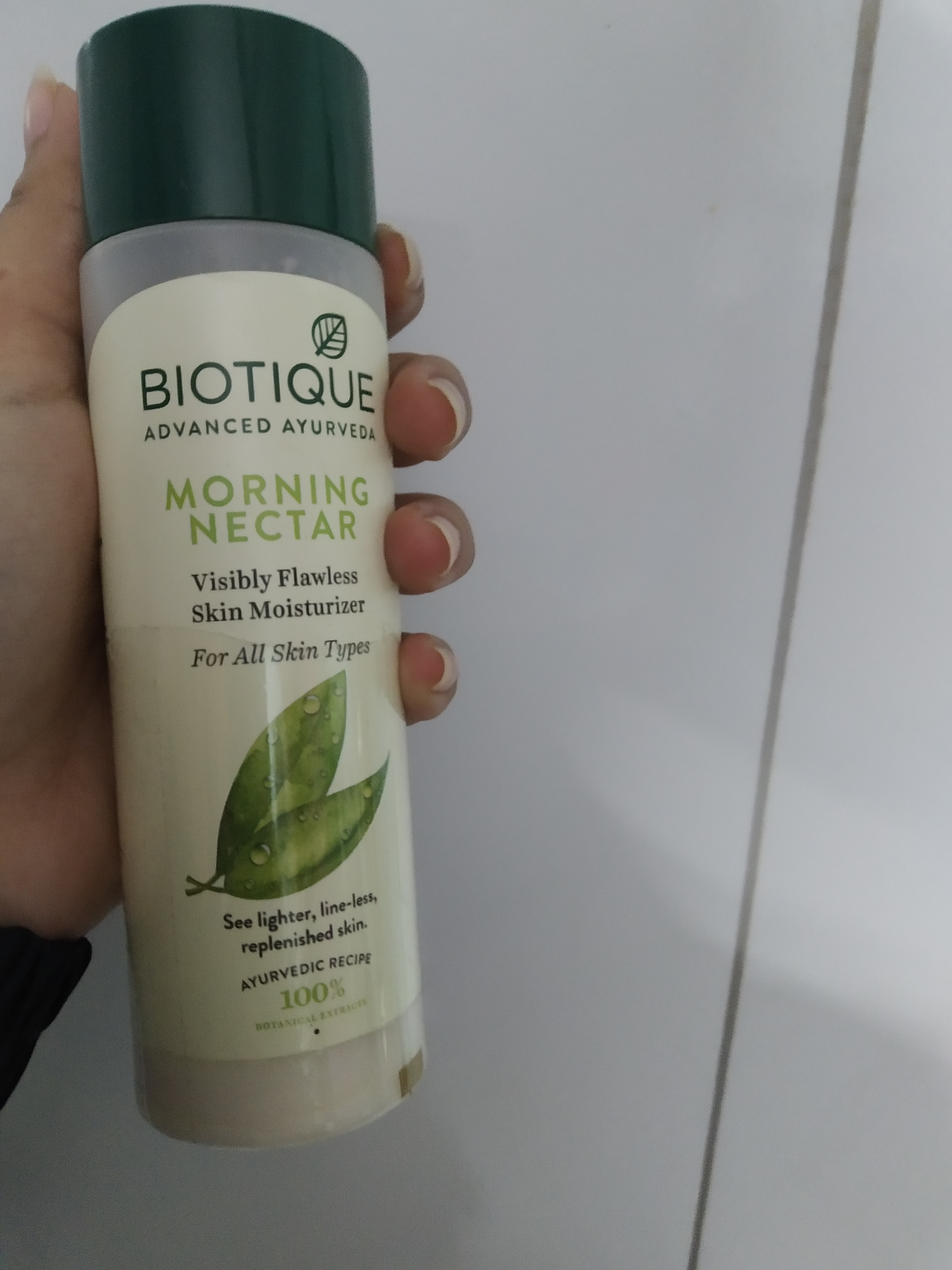 Biotique Morning Nectar Flawless Skin Lotion-Amazing lotion-By ipshita1
