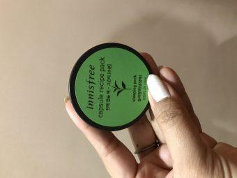Innisfree Capsule Recipe Pack – Rice pic 2-Innisfree capsule recipie packs-By shams