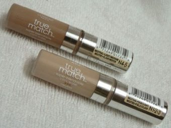 L'Oreal Paris True Match Concealer pic 7-Easy to blend.-By simmi_haswani