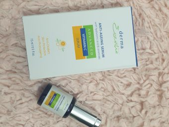 Derma Essentia Advanced Vitamin C Anti-Ageing Serum -Great serum-By vitika_singh