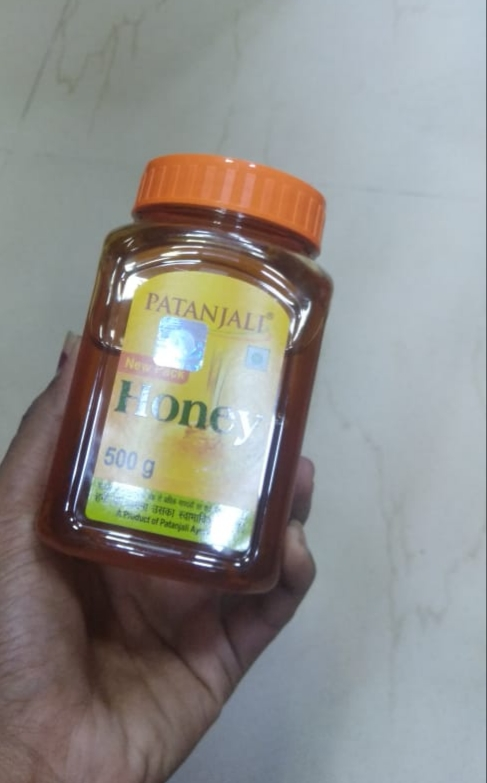 Patanjali Honey-Not as expected-By saraswathig-2