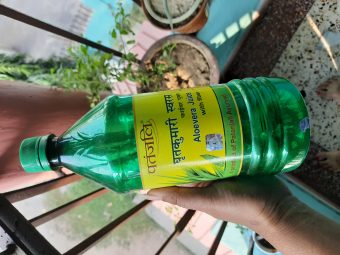 Patanjali Aloe Vera Juice pic 1-great for weight loss-By papri_ganguly
