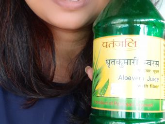 Patanjali Aloe Vera Juice pic 2-great for weight loss-By papri_ganguly
