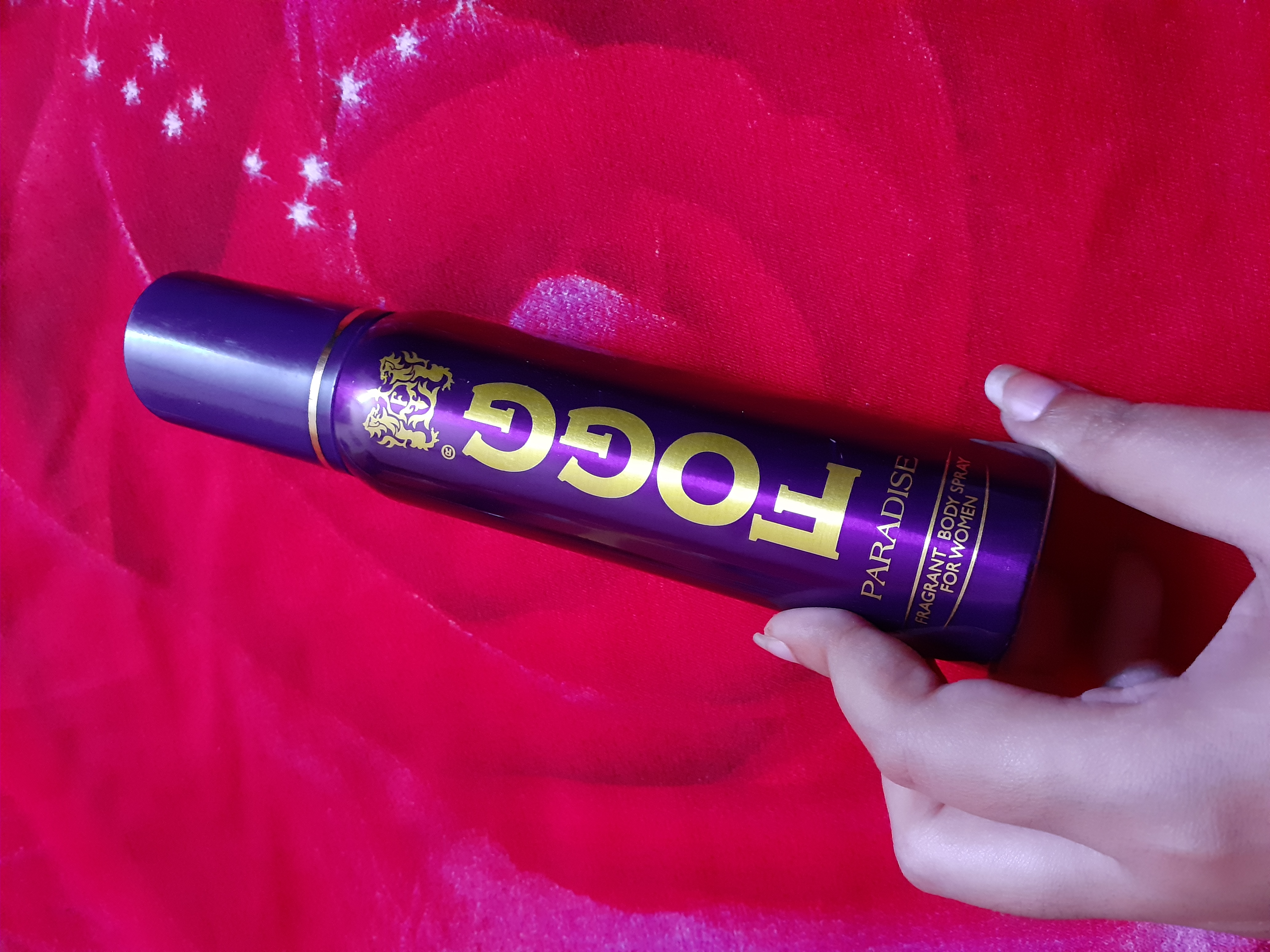 Fogg Paradise Body Spray For Women-Body spray with coolest fragrance-By madhurima7