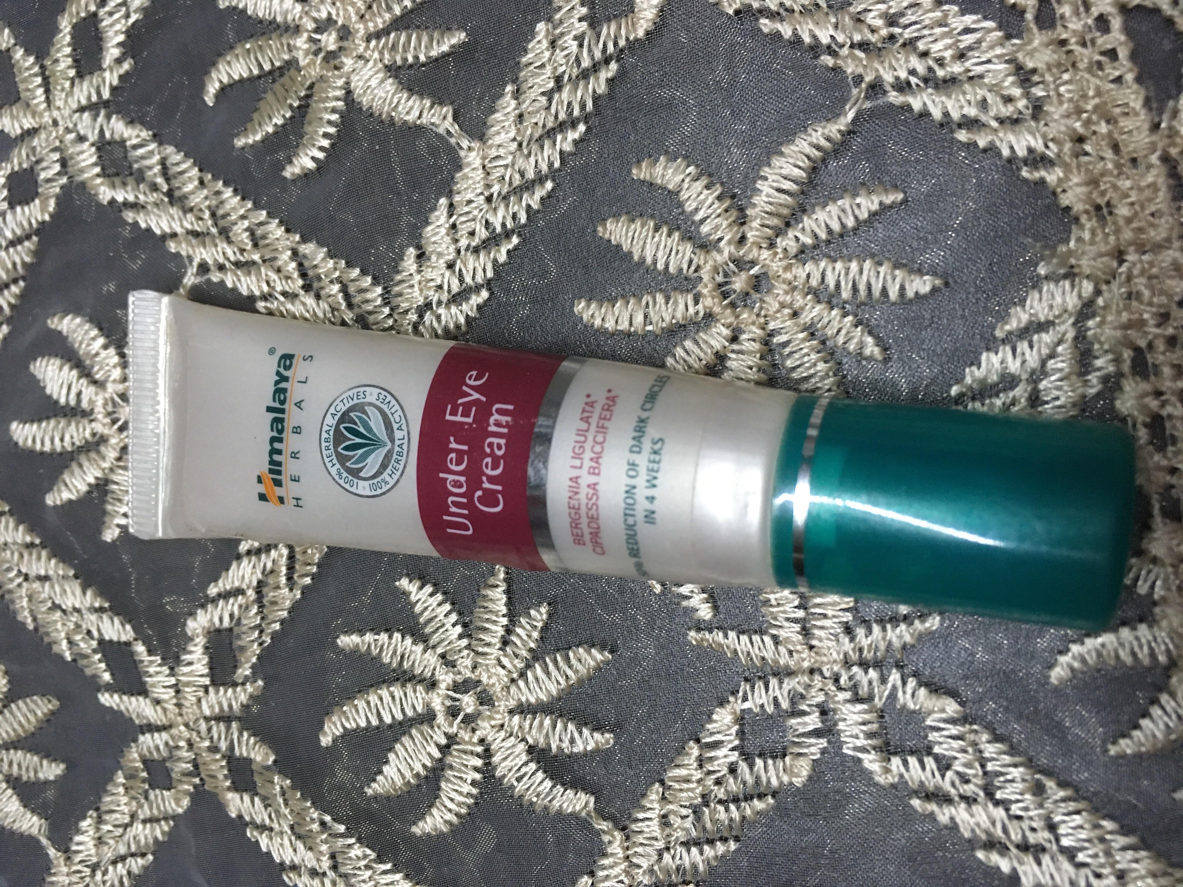 Himalaya Herbals Under Eye Cream-Great product-By sayanikarmakar