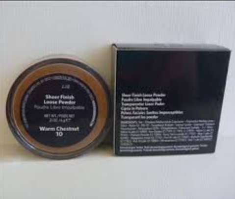 Bobbi Brown Sheer Finish Loose Powder -All shades have yellow undertones-By hs_saduf
