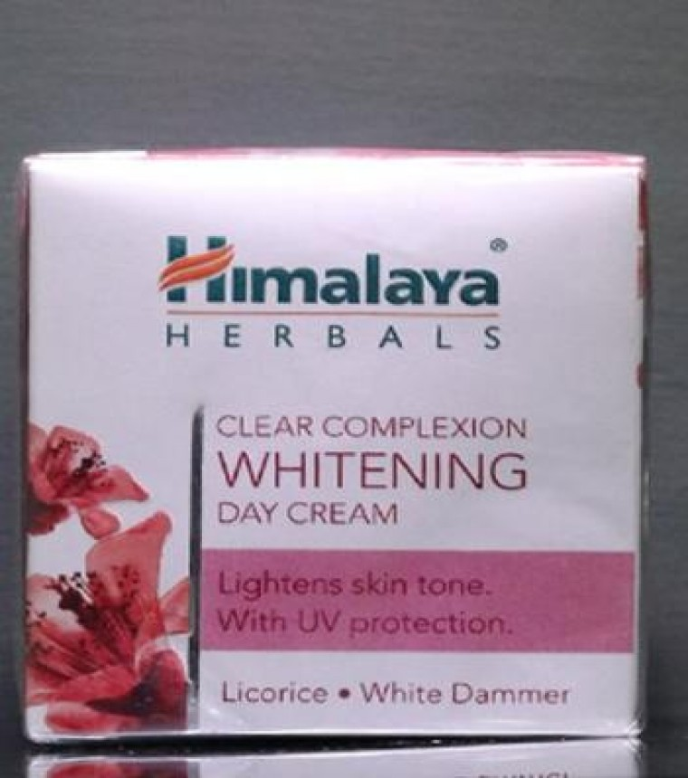 Himalaya Herbals Clear Complexion Whitening Day Cream-Fairness.-By simmi_haswani-6