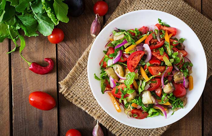 3. Eat More Veggies