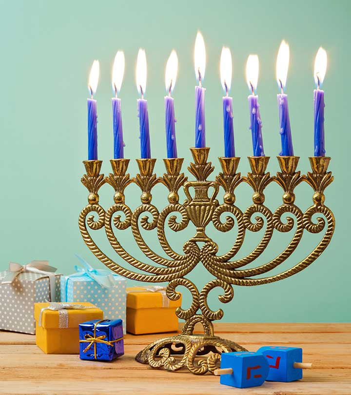 30 Best Thoughtful Hanukkah Gifts For Your Family
