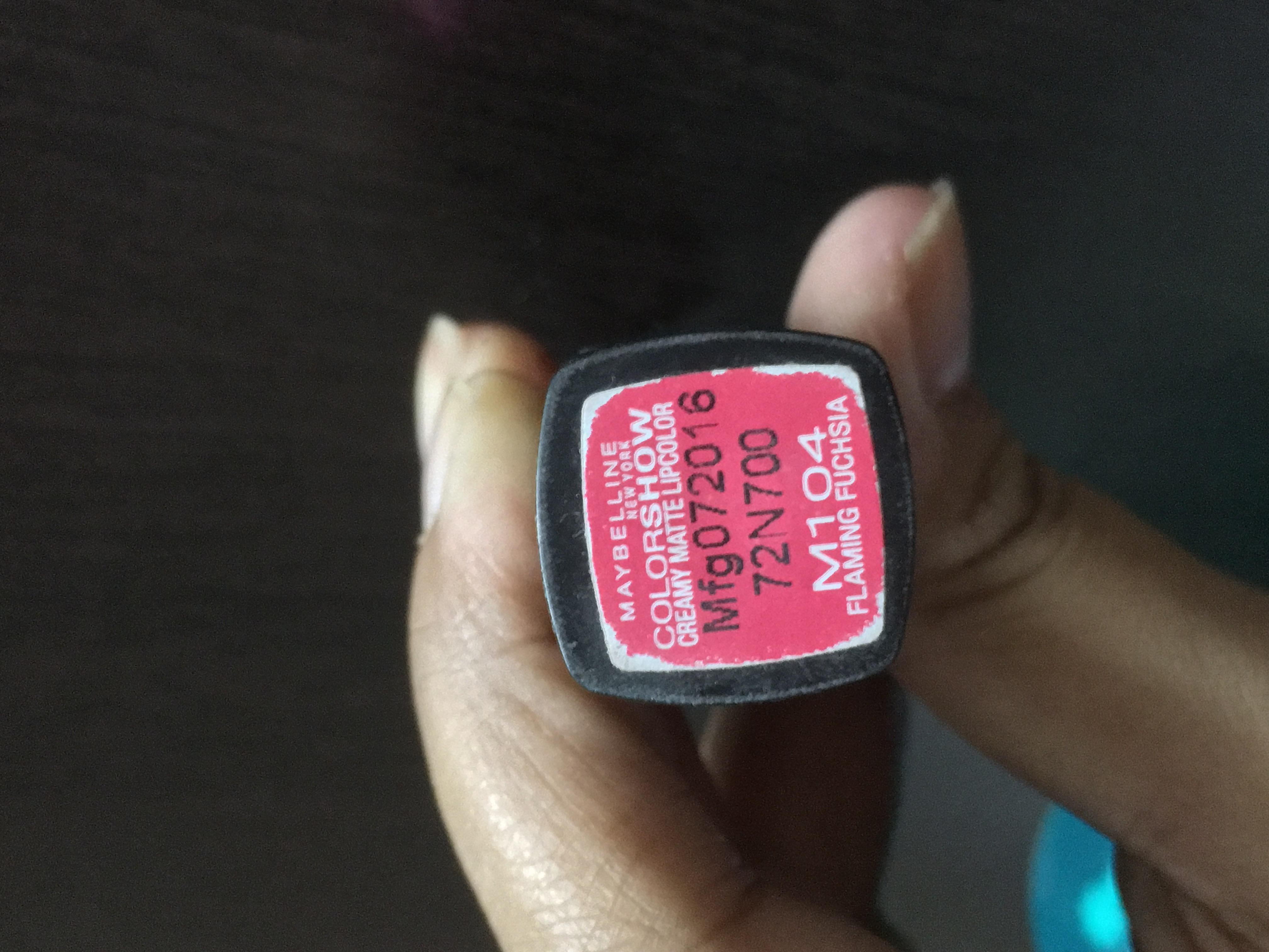 Maybelline New York Color Show Lipstick pic 2-Not a great product-By sayanikarmakar