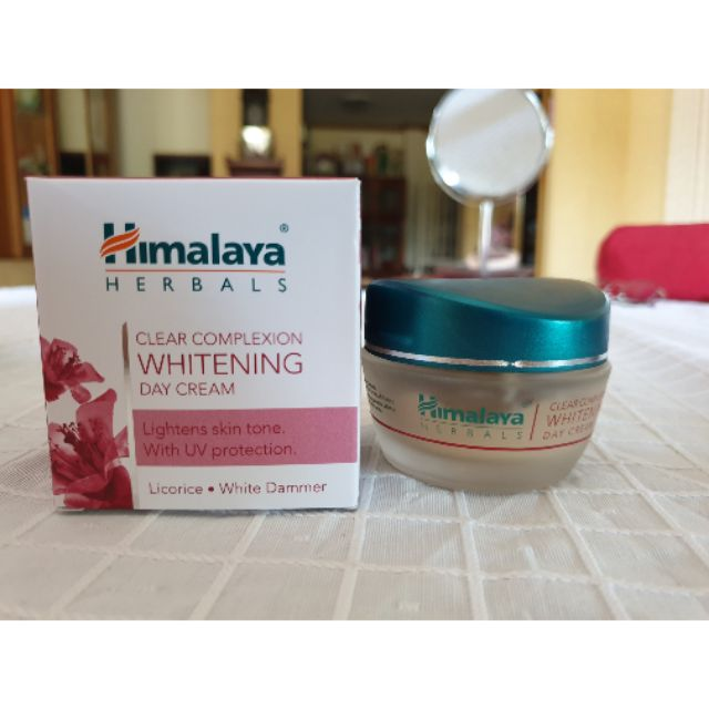 Himalaya Herbals Clear Complexion Whitening Day Cream-Fairness.-By simmi_haswani-10