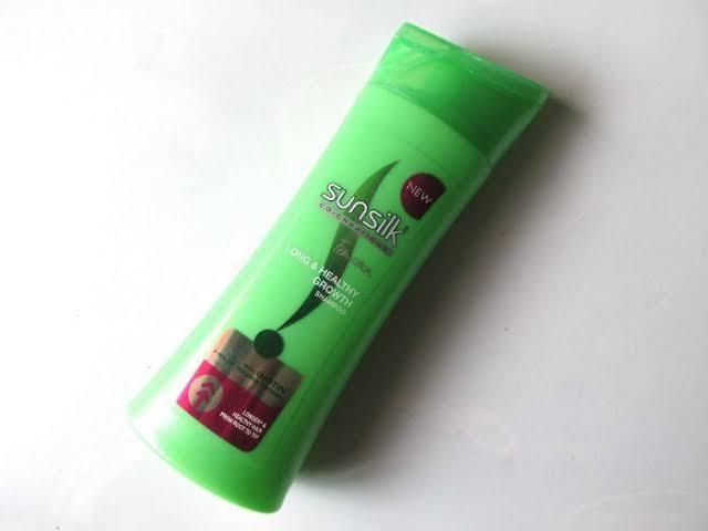 Sunsilk Long And Healthy Growth Shampoo-Healthy hair.-By simmi_haswani-1