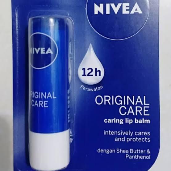 Nivea Original Care Lip Balm-Good lip balm-By h355