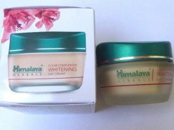 Himalaya Herbals Clear Complexion Whitening Day Cream pic 1-Fairness.-By simmi_haswani