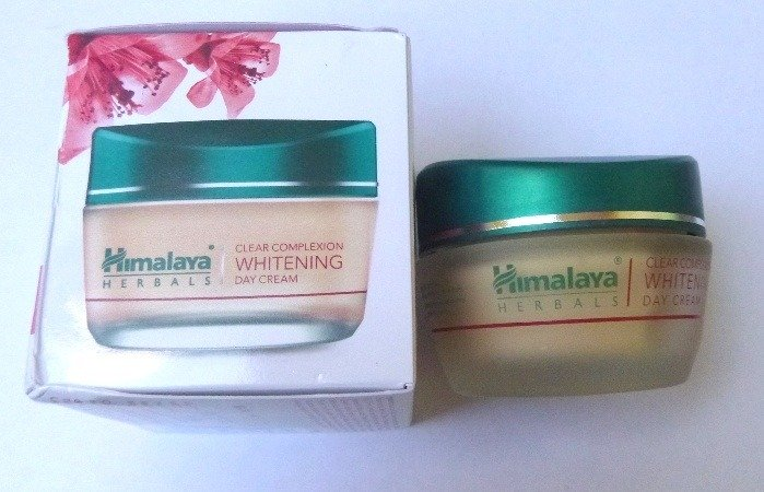 Himalaya Herbals Clear Complexion Whitening Day Cream-Fairness.-By simmi_haswani-1