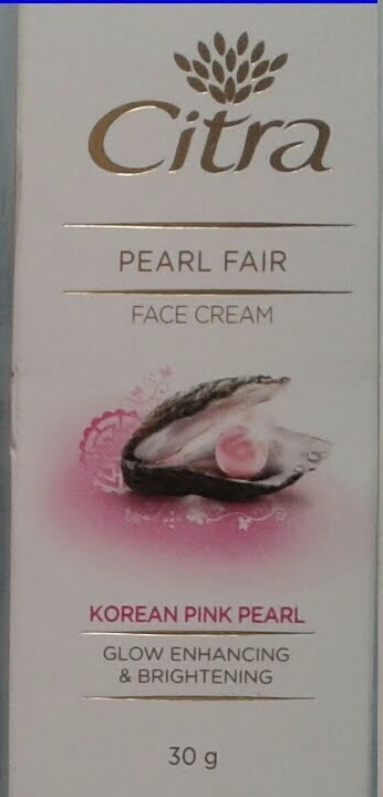 Citra Pearl Fair Face Cream With Korean Pink Pearl-Pearl fairness.-By simmi_haswani-2