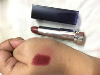 Maybelline Loaded Bolds Lipstick pic 4-Bold colours-By sayanikarmakar