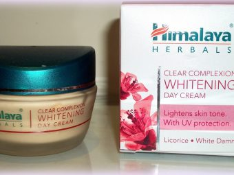 Himalaya Herbals Clear Complexion Whitening Day Cream pic 3-Fairness.-By simmi_haswani
