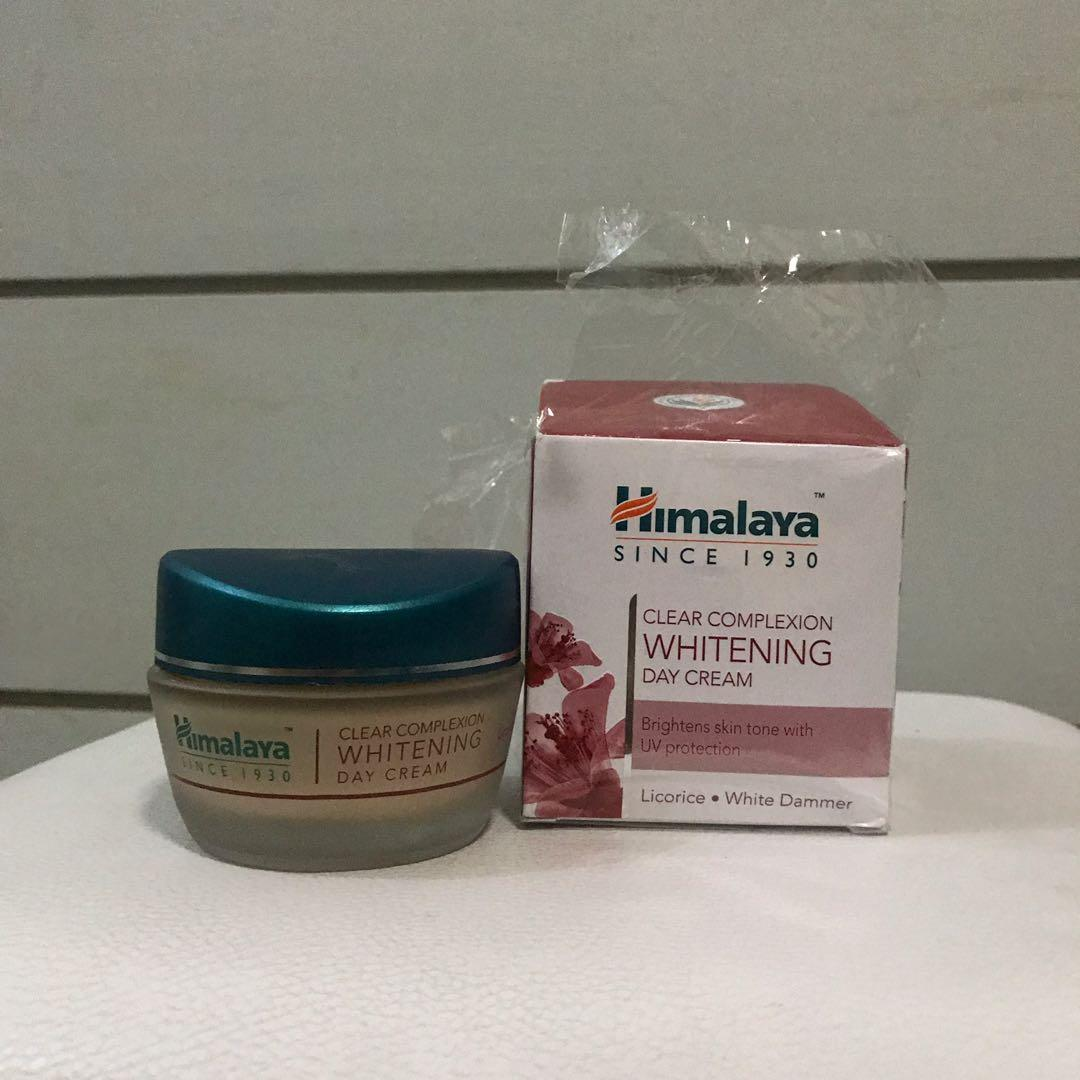 Himalaya Herbals Clear Complexion Whitening Day Cream-Fairness.-By simmi_haswani-9