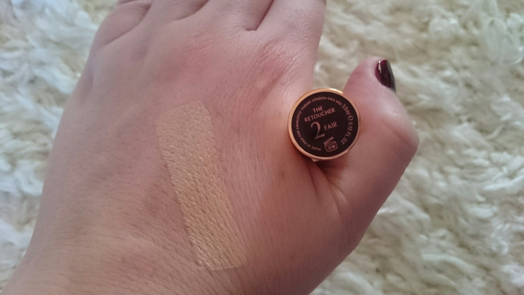 L'Oreal Paris True Match Concealer pic 12-Easy to blend.-By simmi_haswani