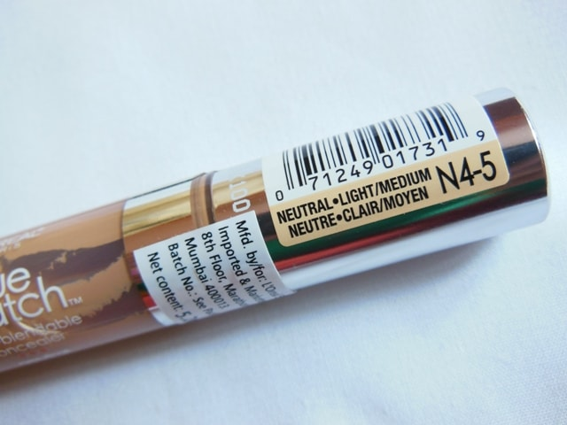 L'Oreal Paris True Match Concealer-Easy to blend.-By simmi_haswani-11