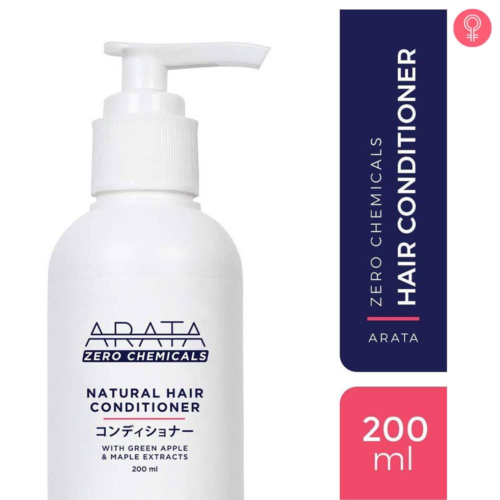 Arata Green Apple Raspberry Maple Hair Conditioner