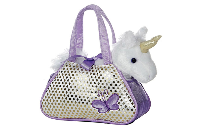 Aurora Unicorn Fancy Pals Purse