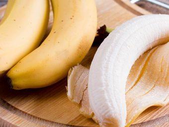 Banana Peel Benefits in Hindi