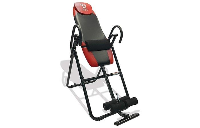 Body Vision IT9825 Premium inversion table36