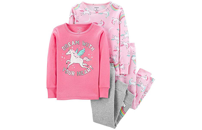 Carter's Unicorn Pajama Set