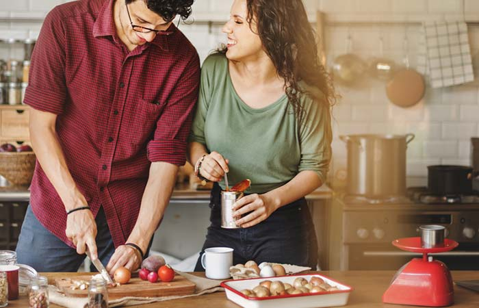 Cook Together Your Favorite Meal