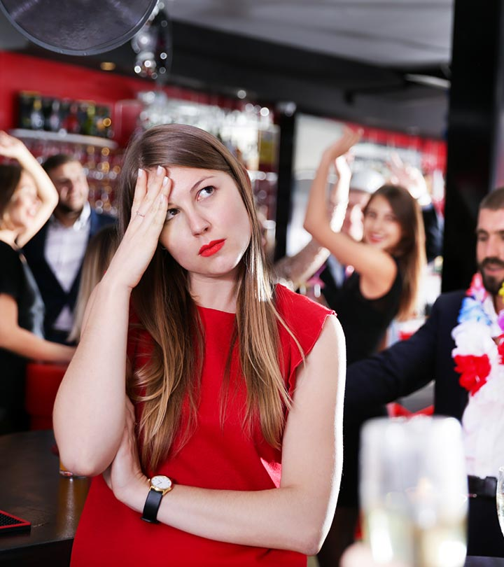 Don't Feel Like Partying Anymore? No, You Haven't Become Anti-Social. You've Hit Social Menopause