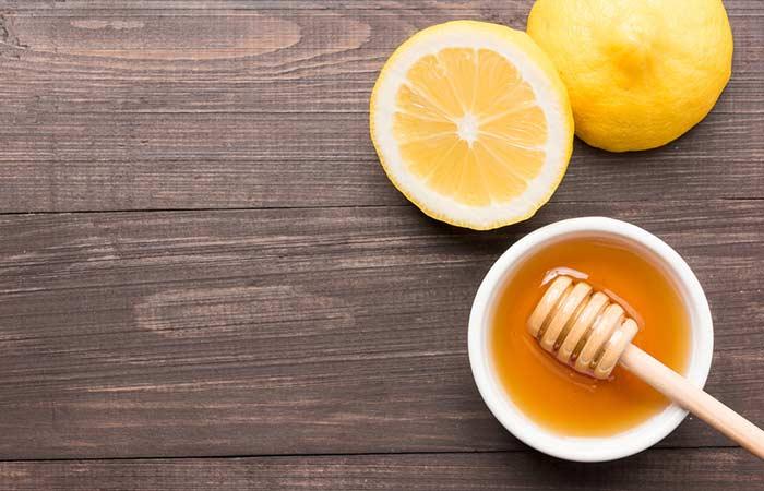 7. Drink Lemon Water Everyday