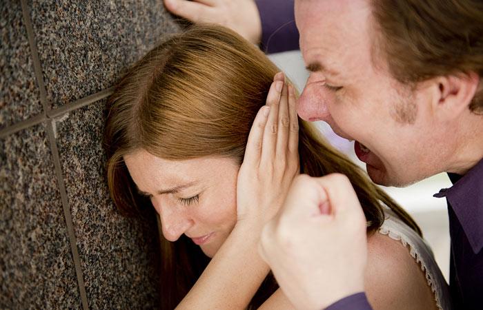 Emotional Or Verbal Abuse