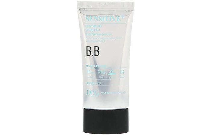 G Daily Safe BB Cream Sensitive SPF 30