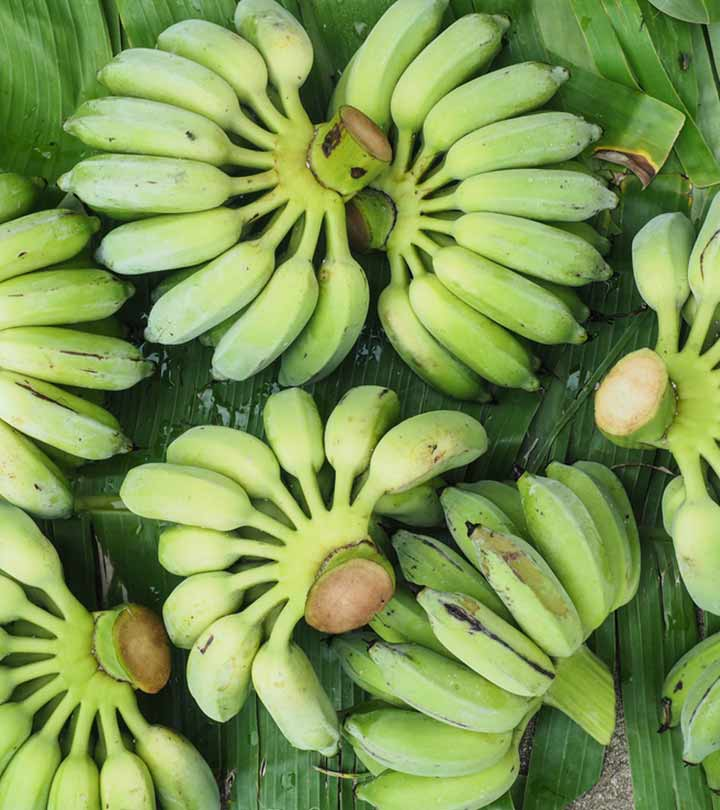 Green (Raw) Banana Benefits and Side Effects in Hindi