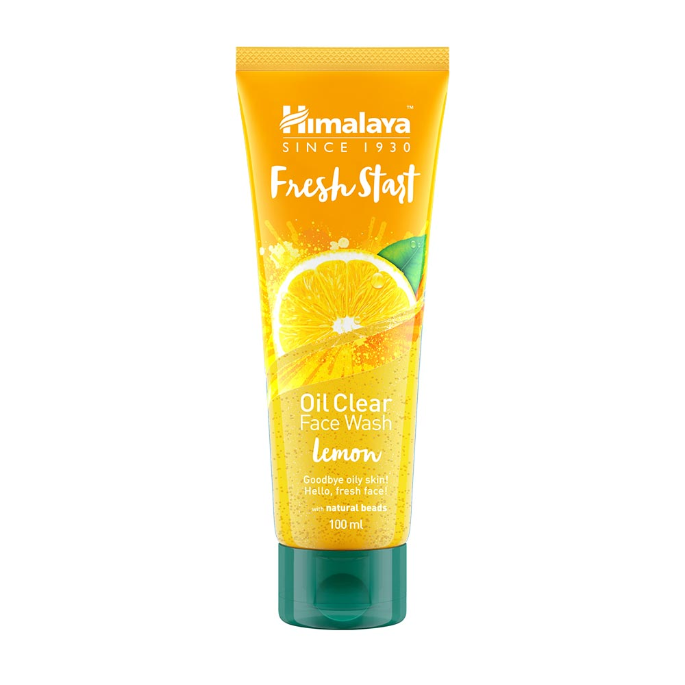 Himalaya Herbals Fresh Start Oil Clear Lemon Face Wash