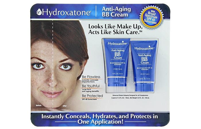Hydroxtone Anti-Ageing BB Cream