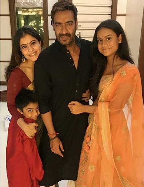 Kajol is known for being extremely private about her personal life